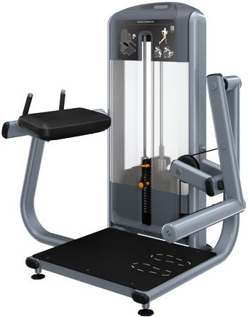 Силовой тренажер PRECOR Discovery Series Selectorised Line Glute Extension DSL618