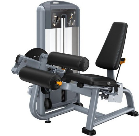 Силовой тренажер PRECOR Discovery Series Selectorised Line Seated Leg Curl DSL619