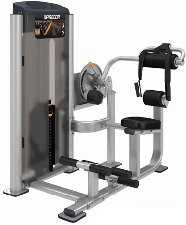 Силовой тренажер PRECOR Vitality Series Abdominal/Back Extension C028ES