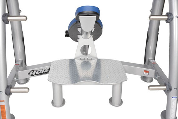 Дополнительная опция HOIST Commercial Freeweight Line Olympic Bench Spotter Stand CF-OPT-01