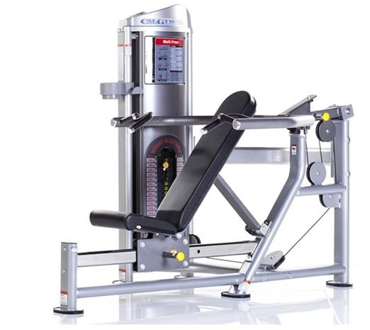 Силовой тренажер TUFF STUFF Cal Gym Series Multi-Press CG-7503