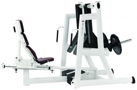 Силовой тренажер GYM80 Sygnum Plate Loaded Leg Press 4314