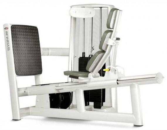 Силовой тренажер GYM80 Sygnum Medical Seated Leg Press 3258