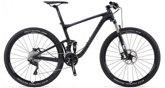 ������� ��������� GIANT Offroad Anthem Advanced 27.5 1 (2014)