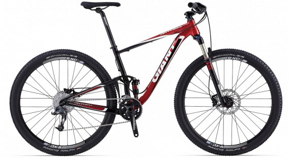 ������� ��������� GIANT Offroad Anthem X 29'ER 2 (2014)