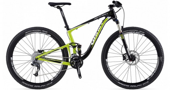 ������� ��������� GIANT Offroad Anthem X Advanced 29'ER 2 (2014)