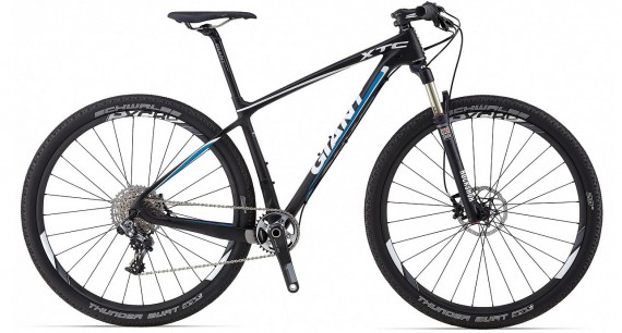 Мужской велосипед GIANT Offroad XtC Advanced SL 29'ER 0 (2014)