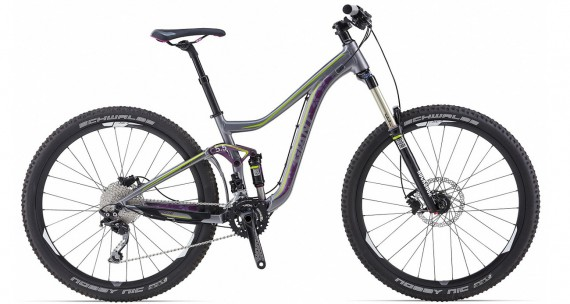 Женский велосипед GIANT Offroad Intrigue 27.5 2 (2014)
