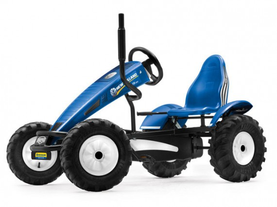 Веломобиль BERG TOYS New Holland AF 03.73.82