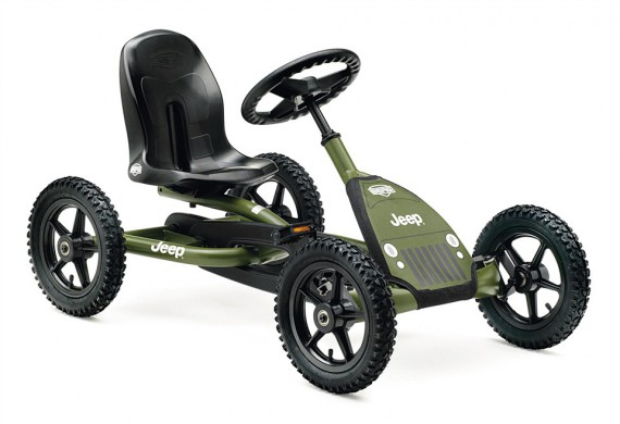 Веломобиль BERG TOYS Jeep Junior 24.21.34