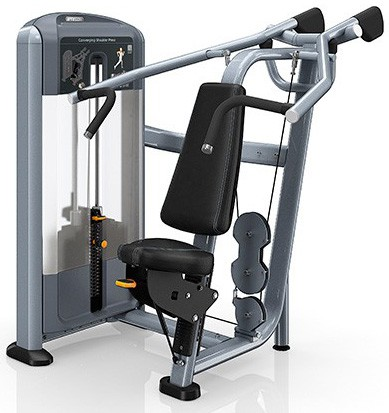 Силовой тренажер PRECOR Advanced Discovery Line Converging Shoulder Press DSL515