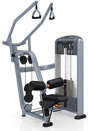 Силовой тренажер PRECOR Advanced Discovery Line Diverging Lat Pulldown DSL314