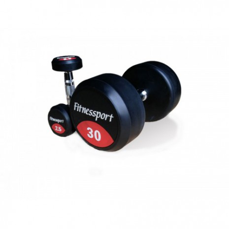 Гантель FITNESSPORT FDS-10 2,5-30 кг