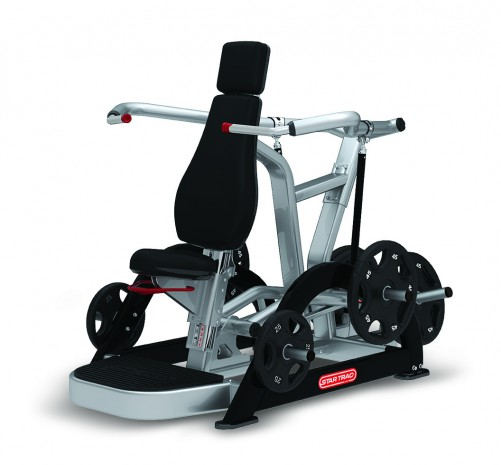 Силовой тренажер STAR TRAC Leverage Shoulder Press 9IP-L4002