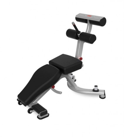 ������ STAR TRAC Inspiration Series Adjustable Abdominal Bench 9IN-B7510