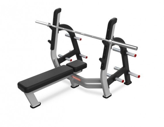 Скамья STAR TRAC Inspiration Series Olympic Flat Bench 9IP-B7202