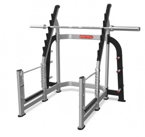 Силовая рама STAR TRAC Inspiration Series Olympic Squat Rack 9IP-R8008