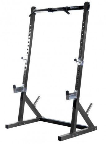 Силовая рама POWERTEC Half Rack WB-HR14 Black