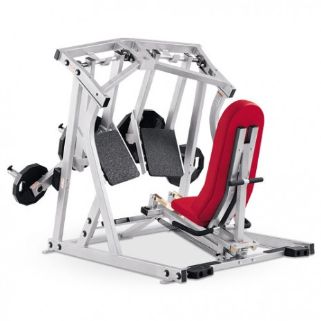 Силовой тренажер HAMMER STRENGHT Plate-loaded Iso-Lateral Leg Press ILLP