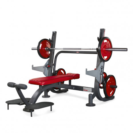 Скамья PANATTA Freeweight Hp Olympic flat bench 1HP203