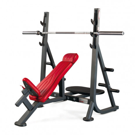 Скамья PANATTA Freeweight Hp Olympic Inclined bench 1HP205