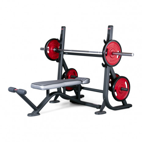Скамья PANATTA Fit Evo Olympic flat bench 1FE203