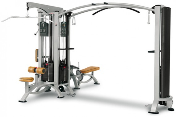 Мультистанция PANATTA XP Lux Jungle machine + cable Station with bar 1XPL115+1XPL116