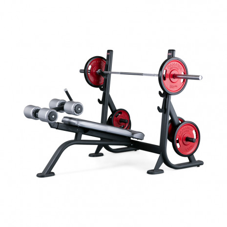 Скамья PANATTA Fit Evo Olympic Decline Bench 1FE206