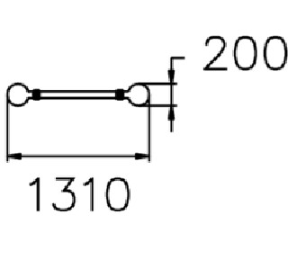Информационный знак Lappset 220590